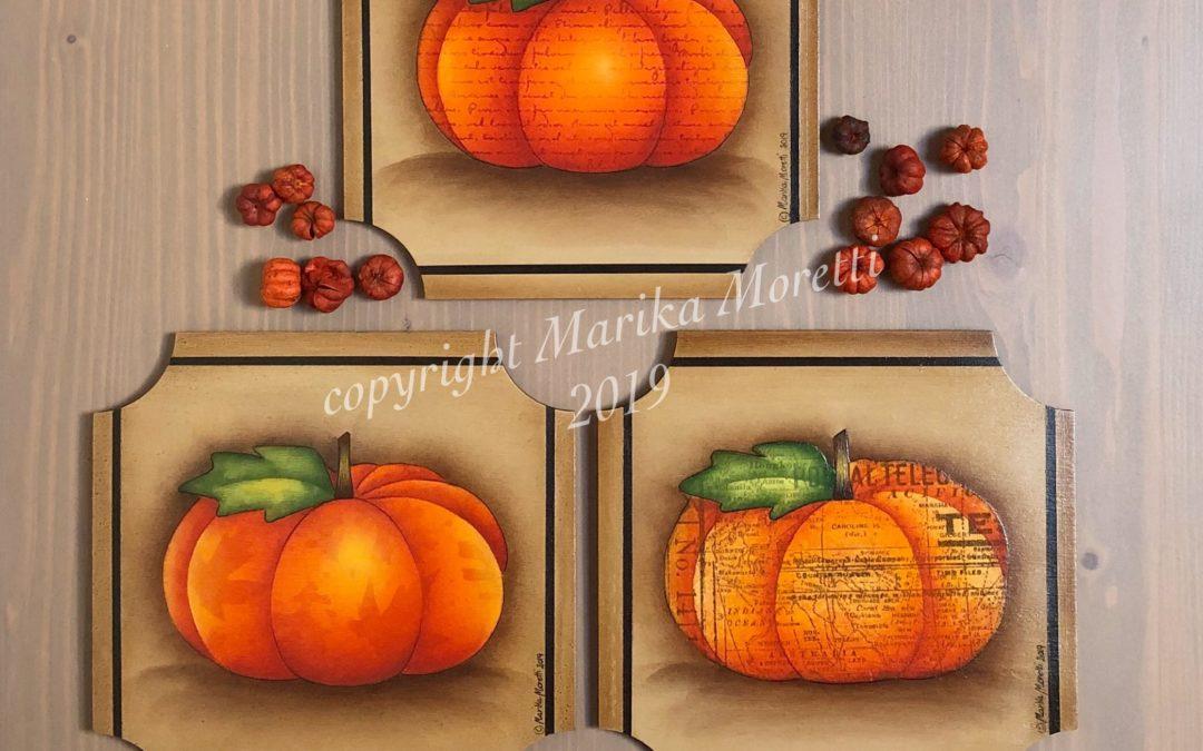 3-Time pumpkin