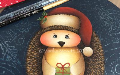 Country Painting e addobbi di Natale